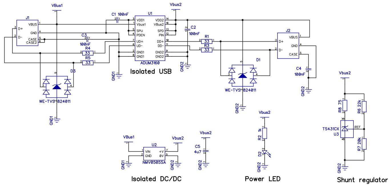 Isolator Schematic | Wiring Diagram on